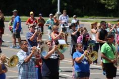 Tamaqua Raider Band Camp, Middle School Parking Lot, Tamaqua, 8-13-2015 (189)