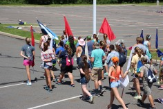 Tamaqua Raider Band Camp, Middle School Parking Lot, Tamaqua, 8-13-2015 (19)