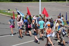 Tamaqua Raider Band Camp, Middle School Parking Lot, Tamaqua, 8-13-2015 (19)