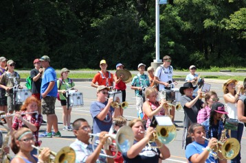 Tamaqua Raider Band Camp, Middle School Parking Lot, Tamaqua, 8-13-2015 (191)