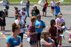 Tamaqua Raider Band Camp, Middle School Parking Lot, Tamaqua, 8-13-2015 (196)