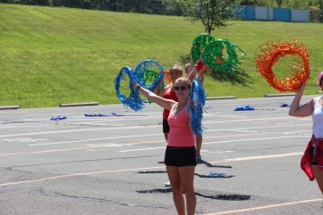 Tamaqua Raider Band Camp, Middle School Parking Lot, Tamaqua, 8-13-2015 (217)