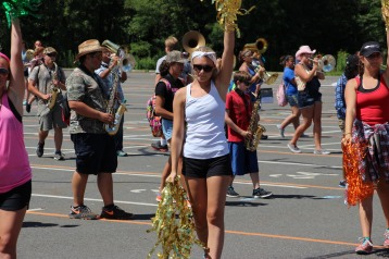 Tamaqua Raider Band Camp, Middle School Parking Lot, Tamaqua, 8-13-2015 (228)