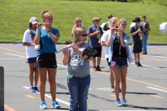 Tamaqua Raider Band Camp, Middle School Parking Lot, Tamaqua, 8-13-2015 (235)
