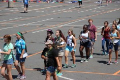 Tamaqua Raider Band Camp, Middle School Parking Lot, Tamaqua, 8-13-2015 (25)