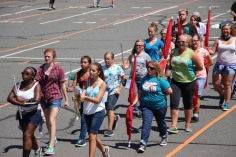 Tamaqua Raider Band Camp, Middle School Parking Lot, Tamaqua, 8-13-2015 (26)