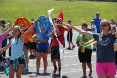Tamaqua Raider Band Camp, Middle School Parking Lot, Tamaqua, 8-13-2015 (263)