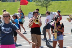 Tamaqua Raider Band Camp, Middle School Parking Lot, Tamaqua, 8-13-2015 (265)
