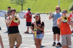 Tamaqua Raider Band Camp, Middle School Parking Lot, Tamaqua, 8-13-2015 (266)