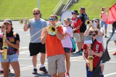 Tamaqua Raider Band Camp, Middle School Parking Lot, Tamaqua, 8-13-2015 (267)