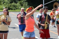 Tamaqua Raider Band Camp, Middle School Parking Lot, Tamaqua, 8-13-2015 (273)