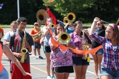 Tamaqua Raider Band Camp, Middle School Parking Lot, Tamaqua, 8-13-2015 (274)