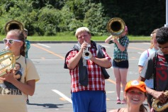 Tamaqua Raider Band Camp, Middle School Parking Lot, Tamaqua, 8-13-2015 (276)