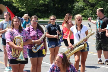 Tamaqua Raider Band Camp, Middle School Parking Lot, Tamaqua, 8-13-2015 (281)