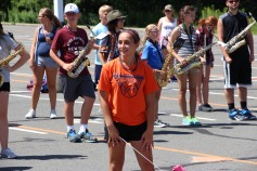Tamaqua Raider Band Camp, Middle School Parking Lot, Tamaqua, 8-13-2015 (286)