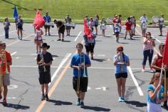 Tamaqua Raider Band Camp, Middle School Parking Lot, Tamaqua, 8-13-2015 (290)