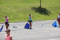 Tamaqua Raider Band Camp, Middle School Parking Lot, Tamaqua, 8-13-2015 (298)