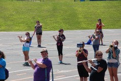 Tamaqua Raider Band Camp, Middle School Parking Lot, Tamaqua, 8-13-2015 (299)