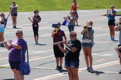 Tamaqua Raider Band Camp, Middle School Parking Lot, Tamaqua, 8-13-2015 (300)