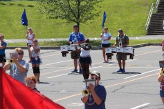 Tamaqua Raider Band Camp, Middle School Parking Lot, Tamaqua, 8-13-2015 (307)