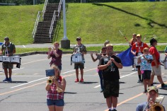 Tamaqua Raider Band Camp, Middle School Parking Lot, Tamaqua, 8-13-2015 (311)