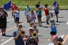 Tamaqua Raider Band Camp, Middle School Parking Lot, Tamaqua, 8-13-2015 (316)