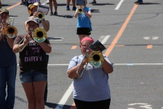Tamaqua Raider Band Camp, Middle School Parking Lot, Tamaqua, 8-13-2015 (318)