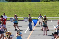 Tamaqua Raider Band Camp, Middle School Parking Lot, Tamaqua, 8-13-2015 (321)