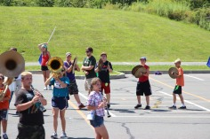 Tamaqua Raider Band Camp, Middle School Parking Lot, Tamaqua, 8-13-2015 (327)