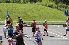 Tamaqua Raider Band Camp, Middle School Parking Lot, Tamaqua, 8-13-2015 (328)