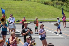 Tamaqua Raider Band Camp, Middle School Parking Lot, Tamaqua, 8-13-2015 (329)