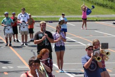 Tamaqua Raider Band Camp, Middle School Parking Lot, Tamaqua, 8-13-2015 (331)