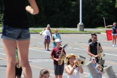 Tamaqua Raider Band Camp, Middle School Parking Lot, Tamaqua, 8-13-2015 (341)