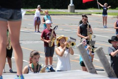 Tamaqua Raider Band Camp, Middle School Parking Lot, Tamaqua, 8-13-2015 (342)