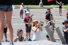 Tamaqua Raider Band Camp, Middle School Parking Lot, Tamaqua, 8-13-2015 (342)