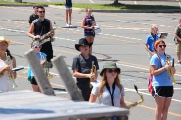 Tamaqua Raider Band Camp, Middle School Parking Lot, Tamaqua, 8-13-2015 (346)