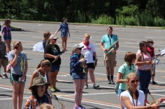 Tamaqua Raider Band Camp, Middle School Parking Lot, Tamaqua, 8-13-2015 (349)