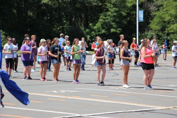Tamaqua Raider Band Camp, Middle School Parking Lot, Tamaqua, 8-13-2015 (35)