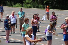 Tamaqua Raider Band Camp, Middle School Parking Lot, Tamaqua, 8-13-2015 (350)