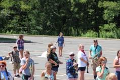 Tamaqua Raider Band Camp, Middle School Parking Lot, Tamaqua, 8-13-2015 (352)
