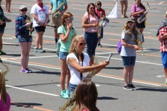 Tamaqua Raider Band Camp, Middle School Parking Lot, Tamaqua, 8-13-2015 (353)