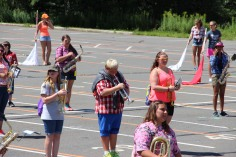 Tamaqua Raider Band Camp, Middle School Parking Lot, Tamaqua, 8-13-2015 (354)