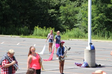 Tamaqua Raider Band Camp, Middle School Parking Lot, Tamaqua, 8-13-2015 (358)