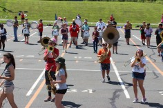 Tamaqua Raider Band Camp, Middle School Parking Lot, Tamaqua, 8-13-2015 (367)