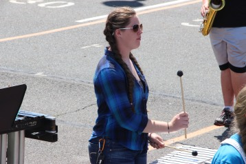 Tamaqua Raider Band Camp, Middle School Parking Lot, Tamaqua, 8-13-2015 (369)