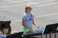 Tamaqua Raider Band Camp, Middle School Parking Lot, Tamaqua, 8-13-2015 (373)
