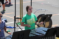 Tamaqua Raider Band Camp, Middle School Parking Lot, Tamaqua, 8-13-2015 (374)