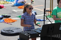 Tamaqua Raider Band Camp, Middle School Parking Lot, Tamaqua, 8-13-2015 (375)