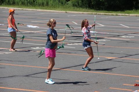 Tamaqua Raider Band Camp, Middle School Parking Lot, Tamaqua, 8-13-2015 (379)