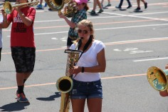 Tamaqua Raider Band Camp, Middle School Parking Lot, Tamaqua, 8-13-2015 (384)